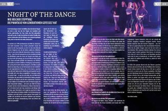 Night of the Dance article