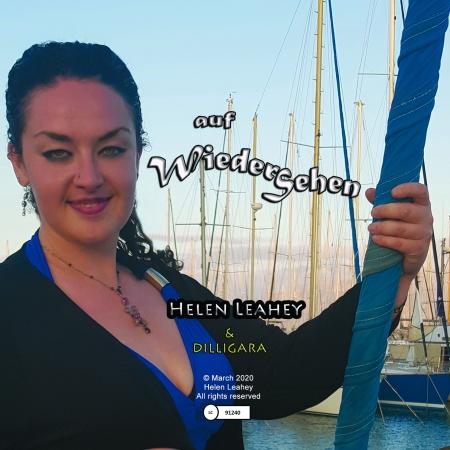 CD Label Vorlage Auf Wieder Sehen Helen Leahey
