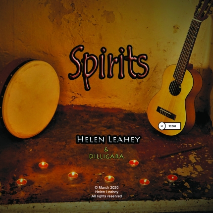 Spirits Album Cover