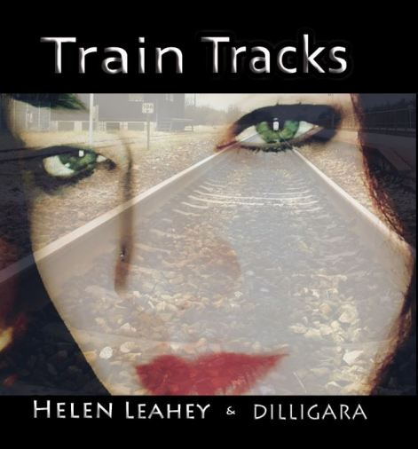 Train Tracks Album Cover Helen Leahey